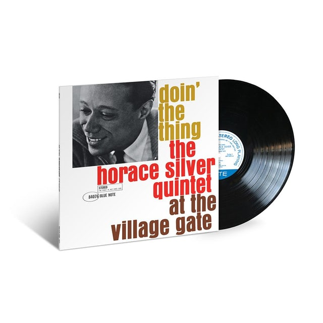 Horace Silver Doin' The Thing LP (Vinyl)