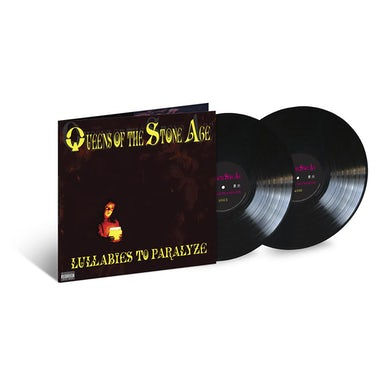 Queens Of The Stone Age Lullabies To Paralyze 2LP (Vinyl)