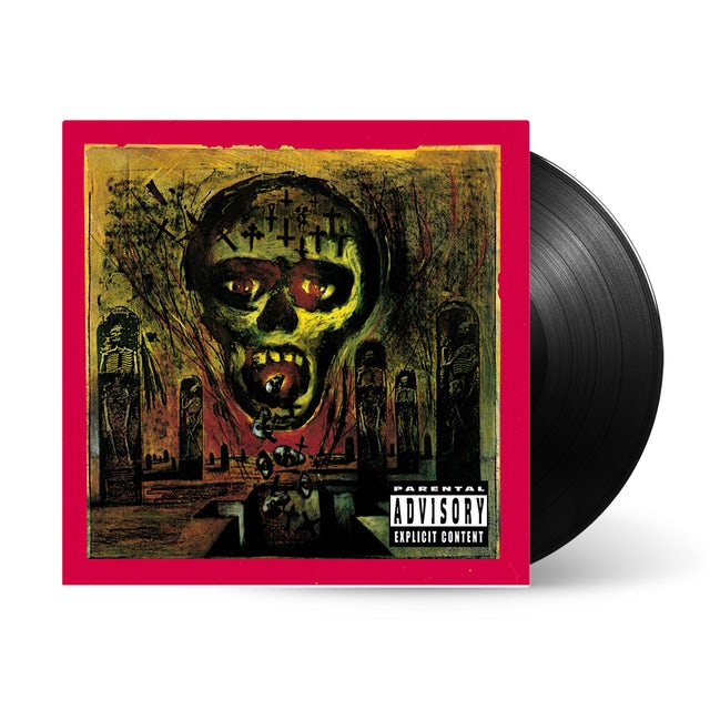 Slayer Seasons In The Abyss LP (Vinyl)