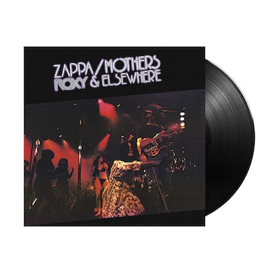 Frank Zappa Roxy & Elsewhere 2LP (Vinyl)