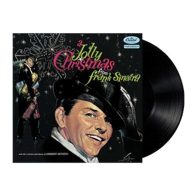 A Jolly Christmas From Frank Sinatra LP (Vinyl)