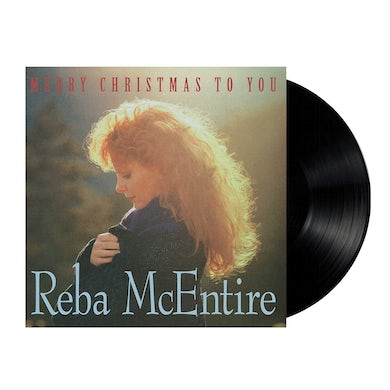 Reba Mcentire Merry Christmas To You LP (Vinyl)