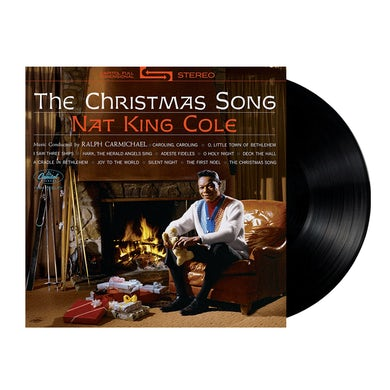 Nat King Cole The Christmas Song LP (Vinyl)