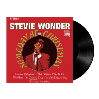Stevie Wonder  Someday At Christmas LP (Vinyl)