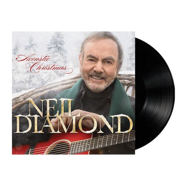 Neil Diamond Acoustic Christmas LP (Vinyl)