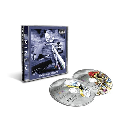Eminem Slim Shady Expanded Edition CD