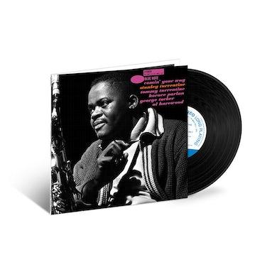 Stanley Turrentine Comin' Your Way LP (Vinyl)
