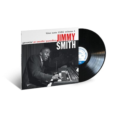 Jimmy Smith Groovin' At Small's Paradise LP (Vinyl)