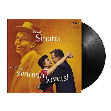 Frank Sinatra Songs For Swingin' Lovers! LP (Vinyl)