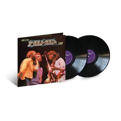 Here At Last... Bee Gees Live 2LP (Vinyl)