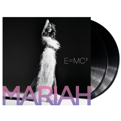 Mariah Carey E=MC2 2LP (Vinyl)