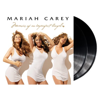 Mariah Carey Memoirs Of An Imperfect Angel 2LP (Vinyl)