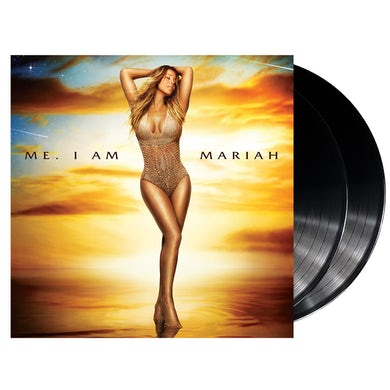 Mariah Carey Me. I Am Mariah ...The Elusive Chanteuse 2LP (Vinyl)