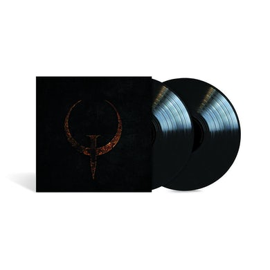 Nine Inch Nails Quake Soundtrack Remastered 2LP (Vinyl)