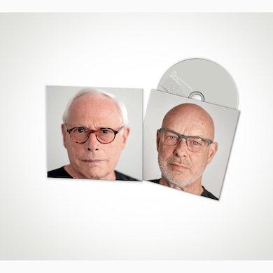 Brian Eno Rams: Original Soundtrack CD