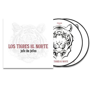 Los Tigres del Norte Jefe de Jefes (Vinyl)