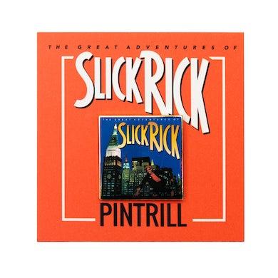 Slick Rick Skyline Pin