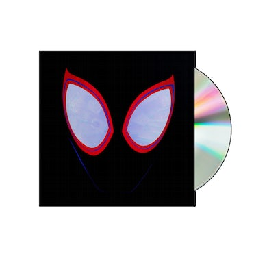 Spider-Man: Into The Spider-Verse Soundtrack CD