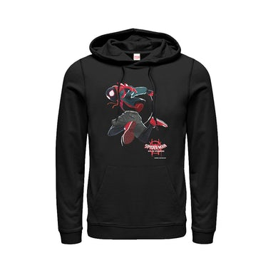Spider-Man: Into the Spider-Verse Miles Street Clothes Hoodie