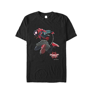 Spider-Man: Into the Spider-Verse Jump Miles Tee