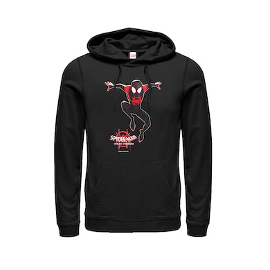 Spider-Man: Into the Spider-Verse Miles Universe Hoodie