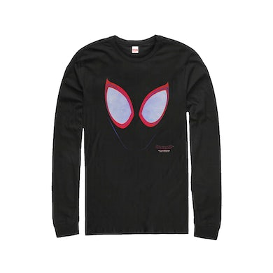 Spider-Man: Into the Spider-Verse Spiderman Album Cover Longsleeve