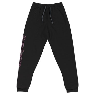 Baby Goth Afterparty Black Joggers