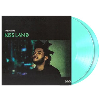 The Weeknd, Kiss Land (Limited Edition 2LP) (Vinyl)