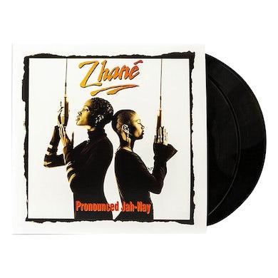 Zhane Zhané, Pronounced Jah-Nay (2LP) (Vinyl)