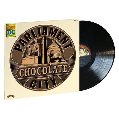 Parliament, Chocolate City (LP) (Vinyl)