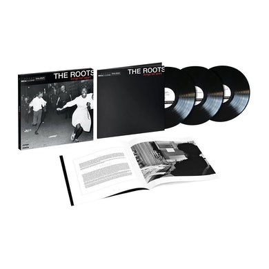 The Roots, Things Fall Apart Standard Edition (3LP) (Vinyl)
