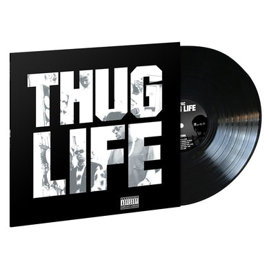 Tupac, Thug Life: Volume 1 LP (Vinyl)