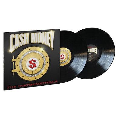 Various Artists, Cash Money Instrumentals (2LP) (Vinyl)