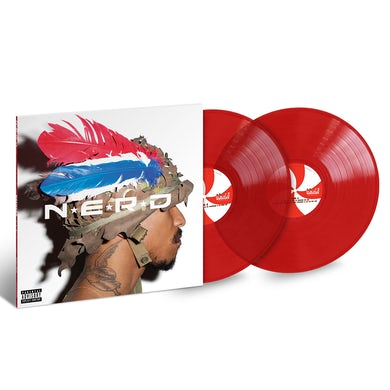 N.E.R.D., Nothing (Limited Edition 2LP) (Vinyl)