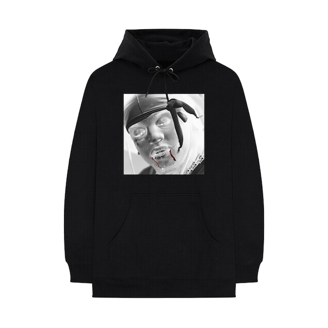 SKI MASK THE SLUMP GOD Stuck Hoodie I + Digital Album