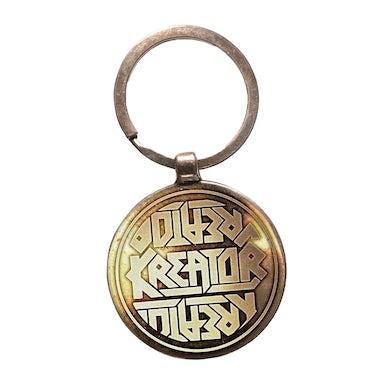 Kreator Chaos Keychain