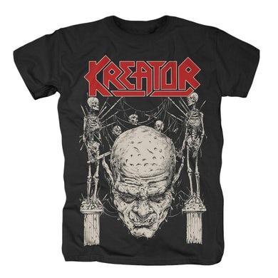 Kreator Skull and Skeletons T-Shirt