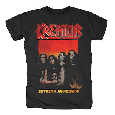 Kreator Extreme Aggression T-Shirt