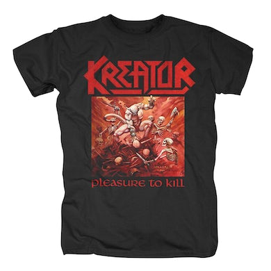 Kreator Pleasure T-Shirt