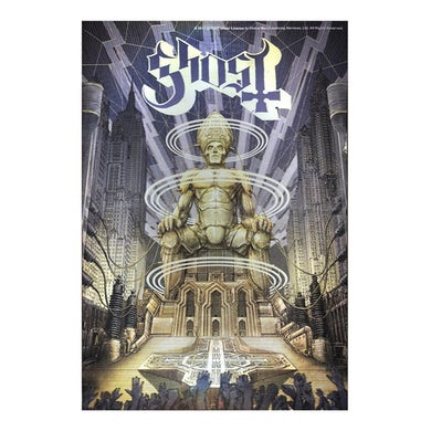 Ghost - Ceremony and Devotion Lenticular Poster