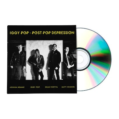 Iggy Pop - Post Pop Depression CD