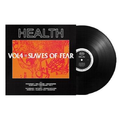 HEALTH - Vol. 4: Slaves of Fear Black LP (Vinyl)