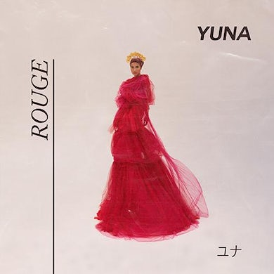 Yuna Rouge Autographed LP Jacket Inventory