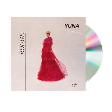 Yuna Autographed Rouge CD
