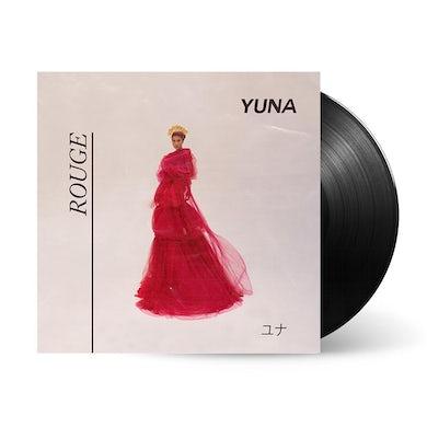 Yuna Autographed Rouge LP