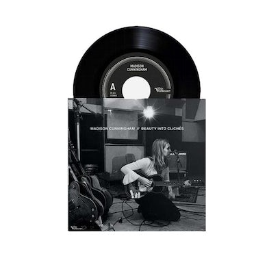 """Madison Cunningham Beauty Into Cliches 7"""" Single (Vinyl)"""