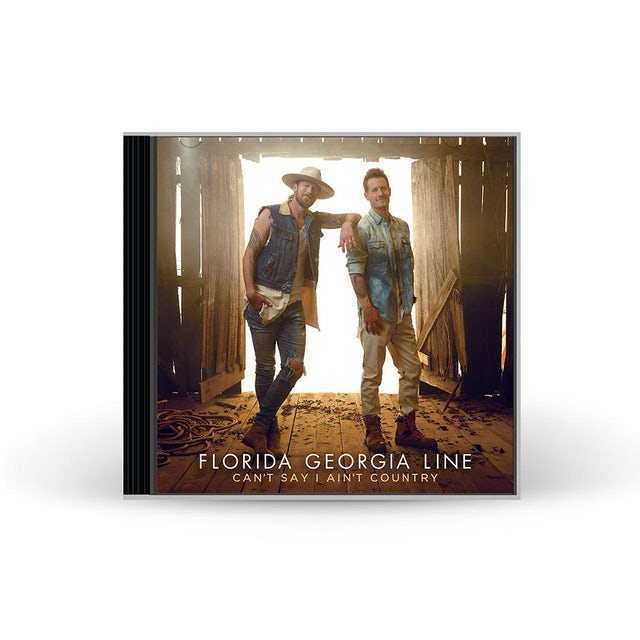 Florida Georgia Line Can't Say I Ain't Country CD + Digital Album