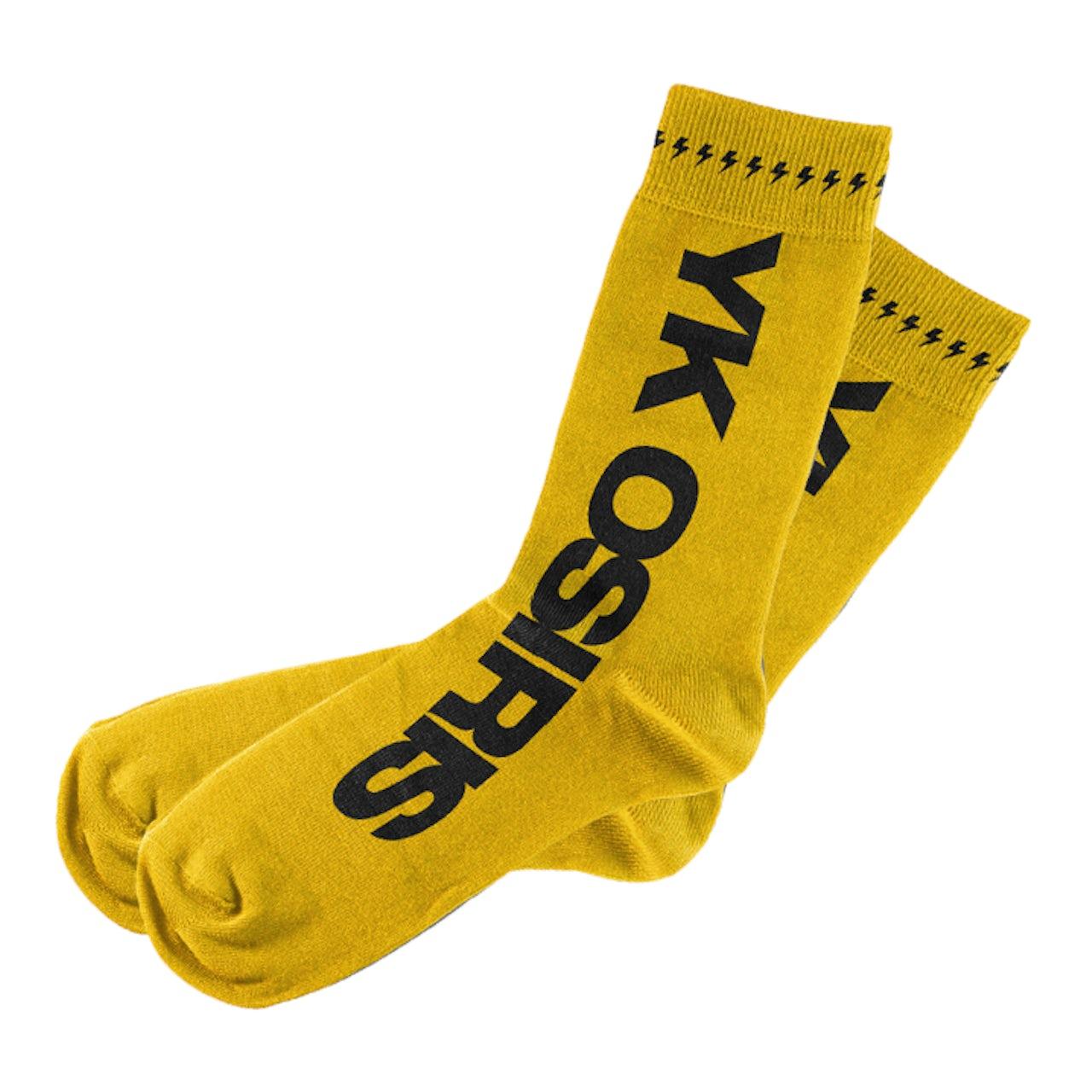 15c804336af YK Osiris YK Yellow Socks + Digital