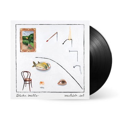 """Mutable Set"" 2LP (Vinyl)"