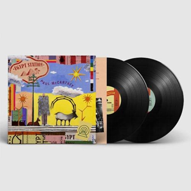 Paul McCartney Egypt Station Vinyl